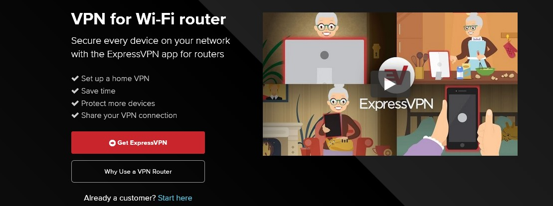 ExpressVPN installation guide for routers