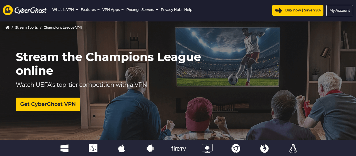 CyberGhost Champions League