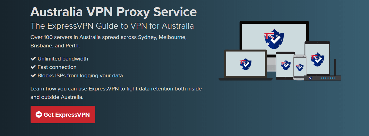ExpressVPN Australia