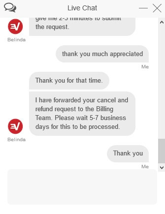 ExpressVPN refund