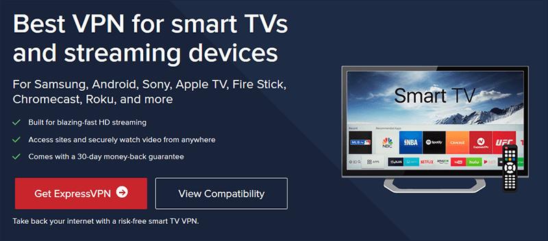 How to setup VPN Smart TV