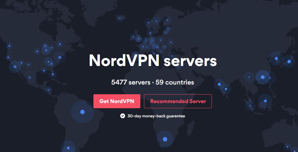 NordVPN Servers