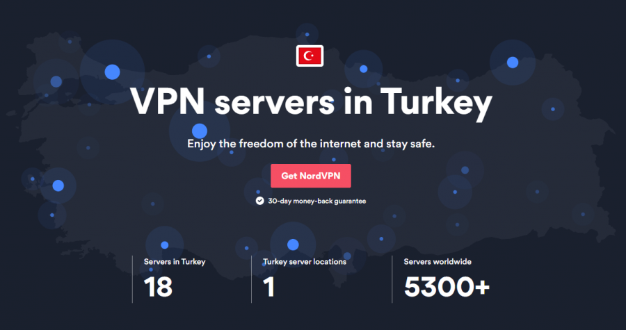 NordVPN Turkey