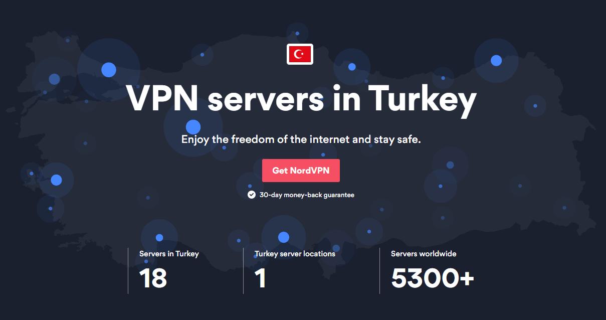 NordVPN Turkey