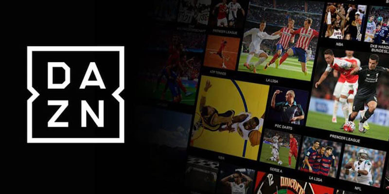 Unblock and watch DAZN