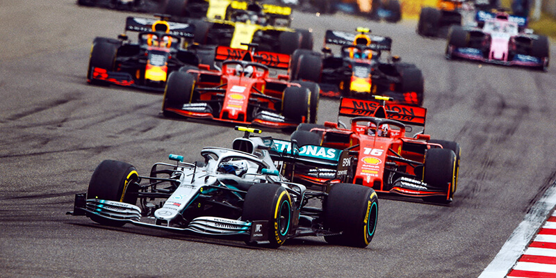 Stream Formula 1 for Free