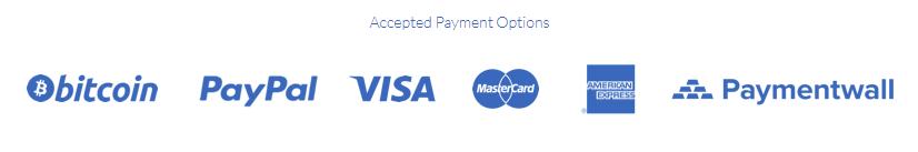 Windscribe Payment Methods