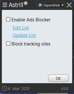 Astrill VPN Ad Blocker