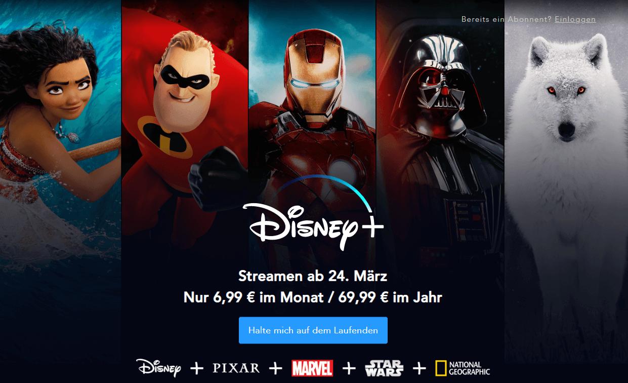 Disney+ HMA