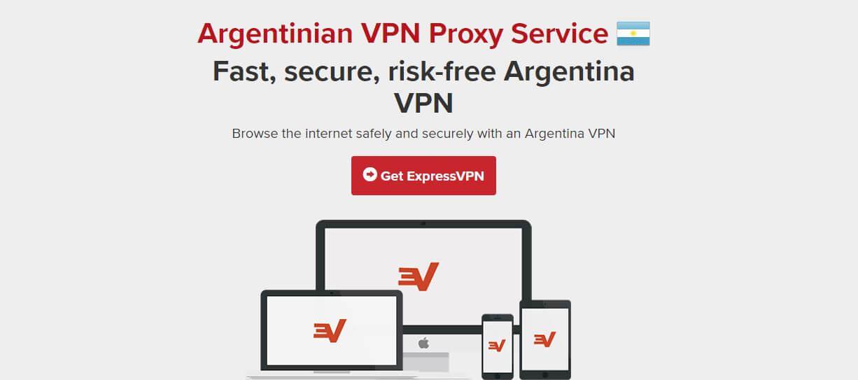 ExpressVPN Argentina
