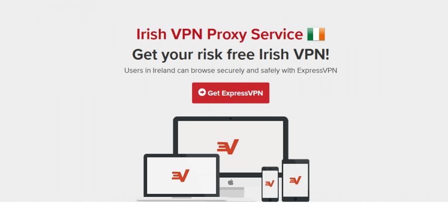 ExpressVPN Ireland