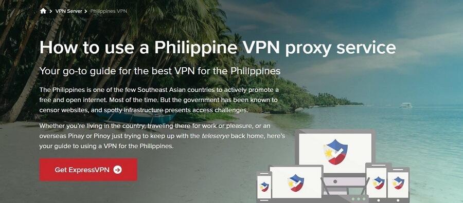 ExpressVPN Philippines