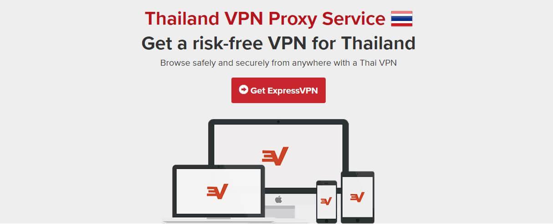 ExpressVPN Thailand