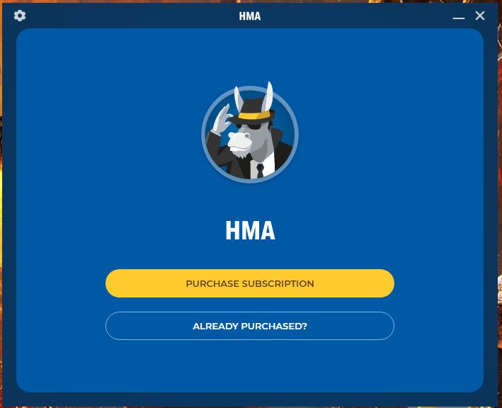 HMA Windows App 1