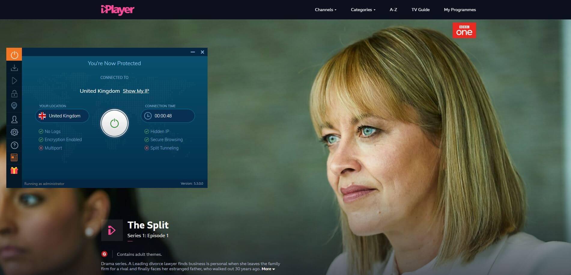 Ivacy BBC iPlayer