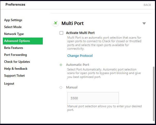 Multi Port