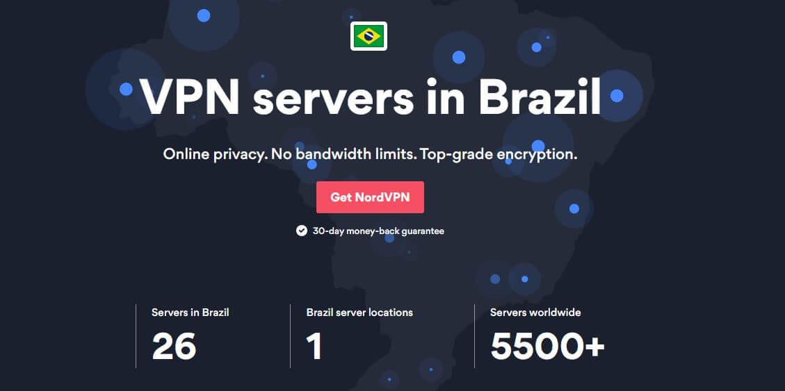NordVPN Brazil