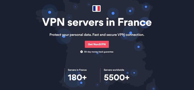 NordVPN France
