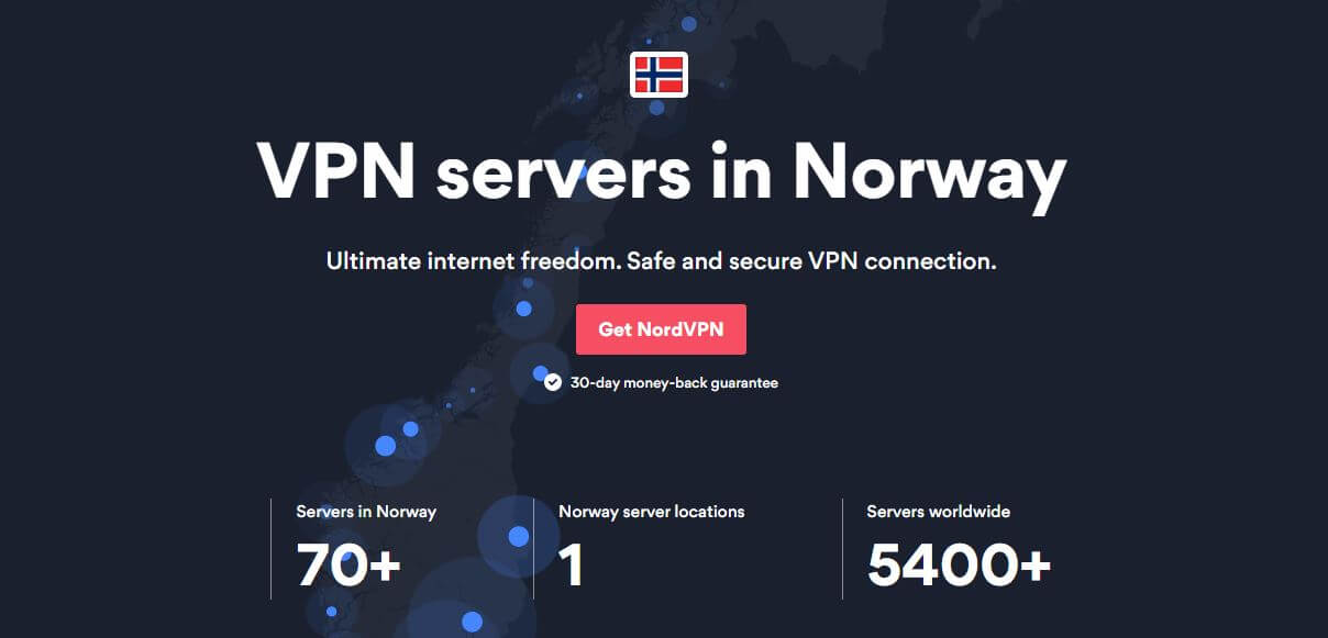 NordVPN Norway