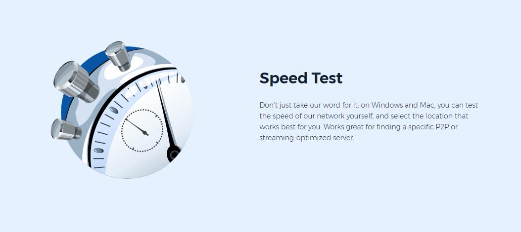 Speed Test HMA