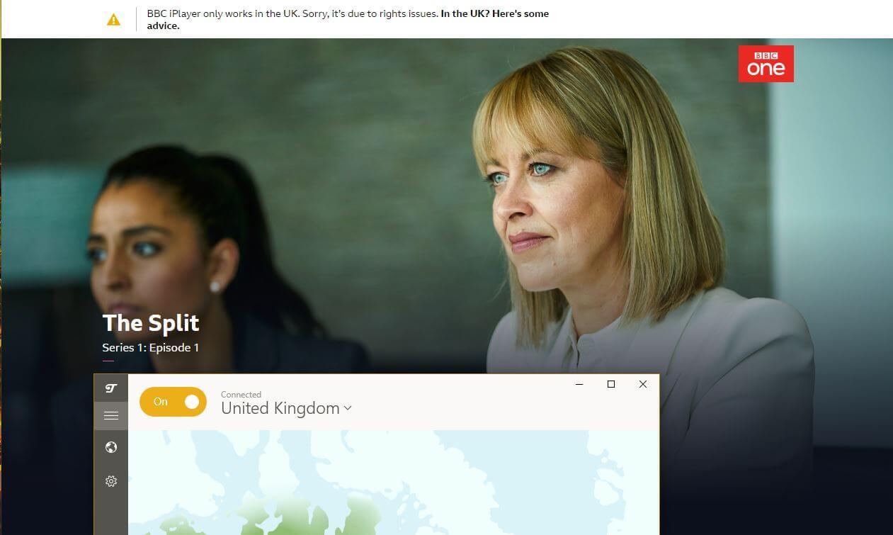 TunnelBear United Kingdom