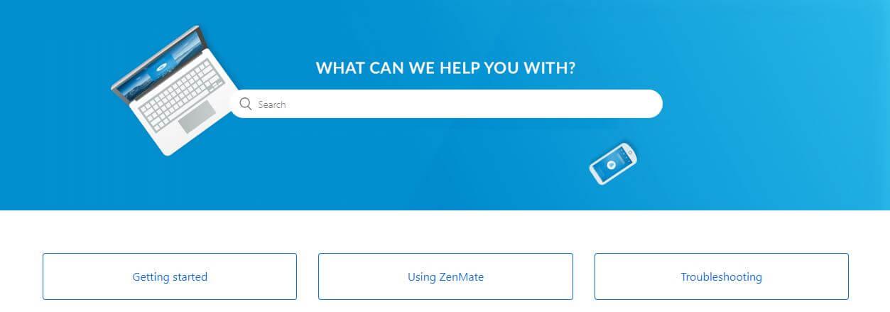 ZenMate FAQ