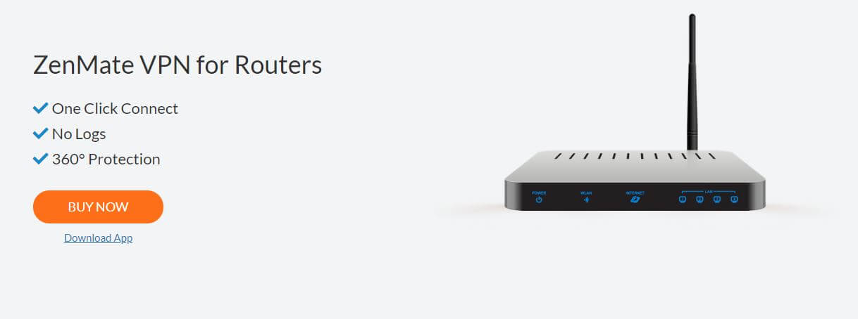 ZenMate Routers