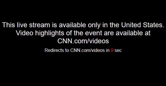 CNN Error