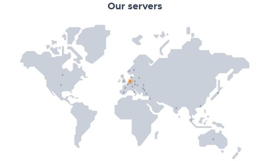 Goose VPN Servers 2