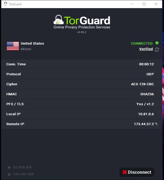 TorGuard Windows App 4