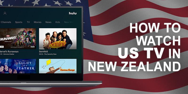 US TV New Zealand