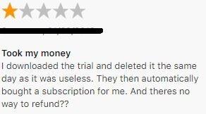 VPNhub Apple Store