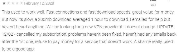 VPNhub Google Play