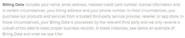 Avast SecureLine Privacy Policy 2