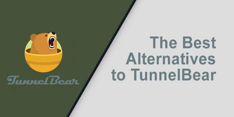 Best Alternative TunnelBear