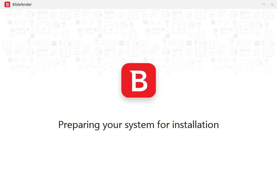 Bitdefender Windows Setup 1