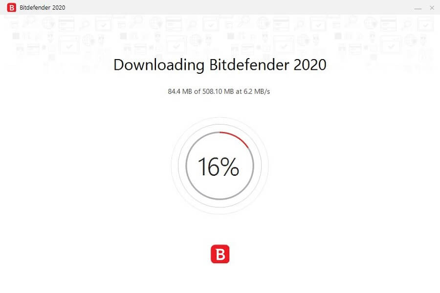 Bitdefender Windows Setup 2