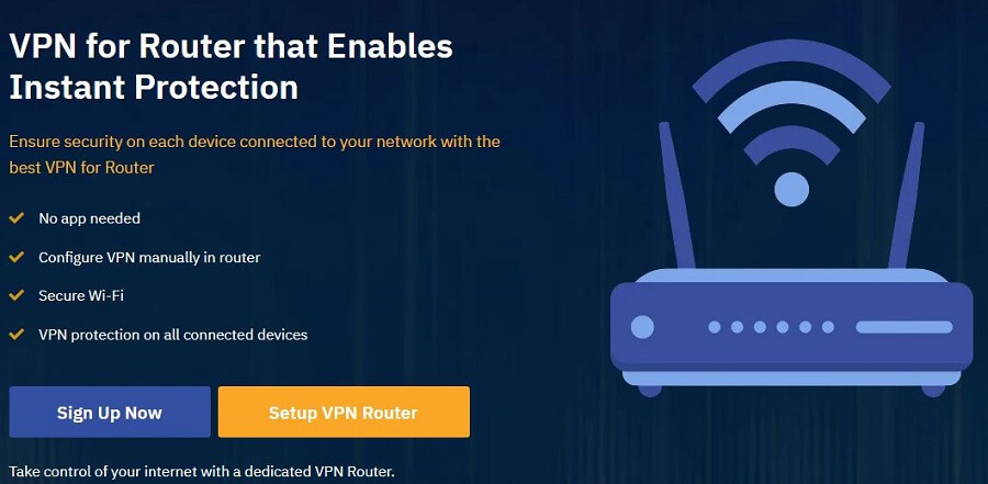 FastestVPN Routers
