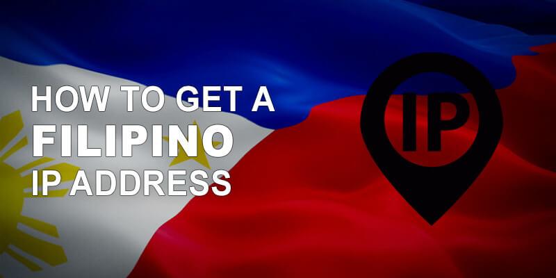 Get Filipino IP