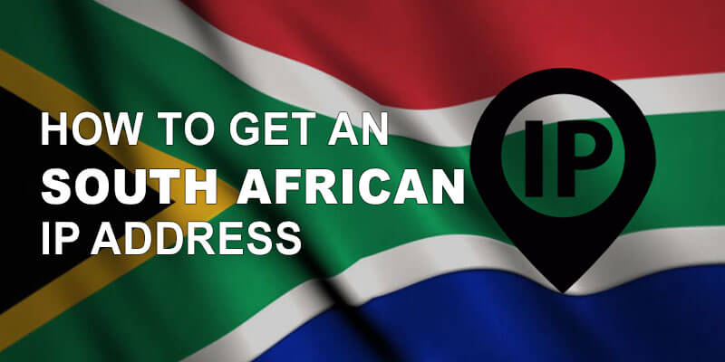 Get South African IP