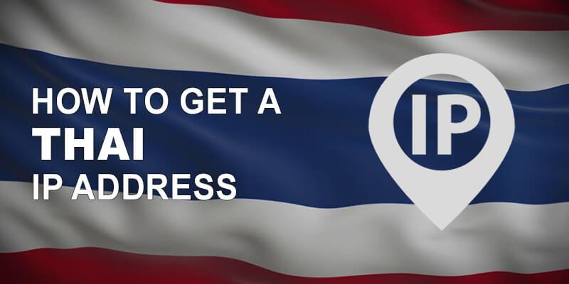 Get Thai IP
