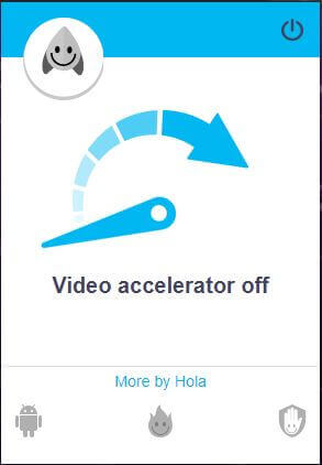 Hola VPN VIdeo Accelerator