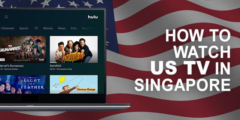 US TV Singapore