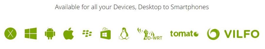 ZoogVPN Devices