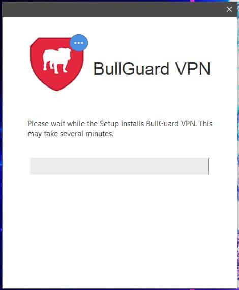 Bullguard VPN Setup 3