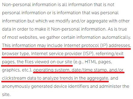 Malwarebytes VPN Privacy Policy 2