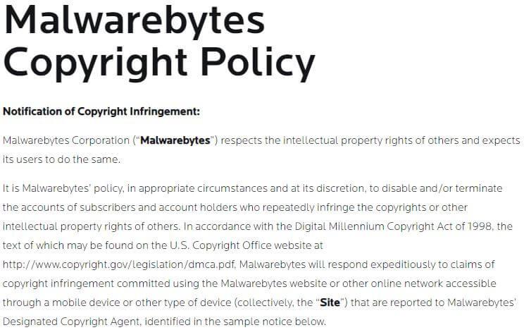 Malwarebytes VPN Torrenting