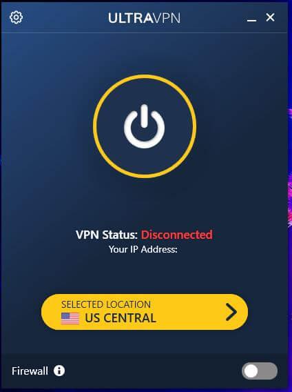 UltraVPN App 2