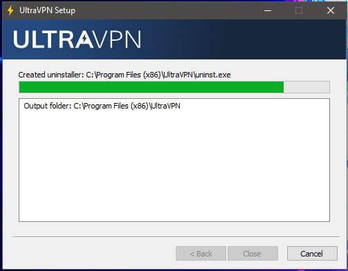 UltraVPN Setup 2