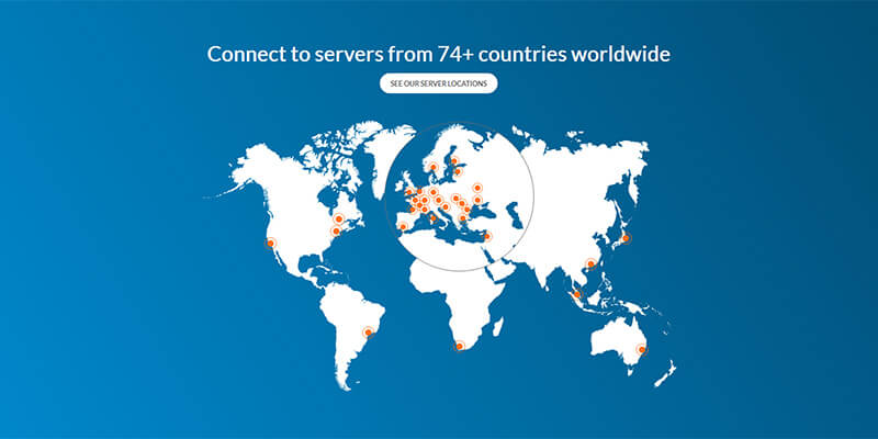 ZenMate Servers and Countries covered